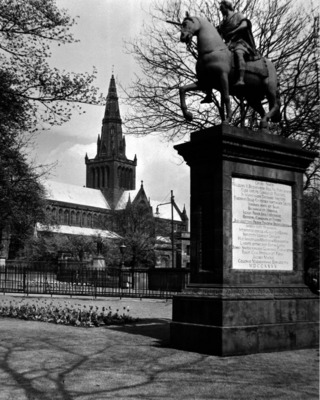 Statue of King William III