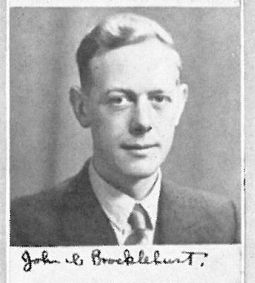 John Brocklehurst