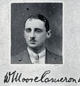 William Moore Cameron, MBChB 1916