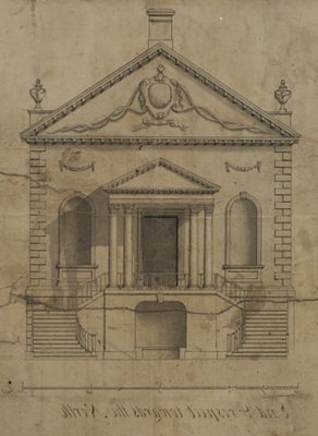Old College Library - Design by William Adam