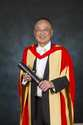 Dr Gerald Chan Honorary graduation